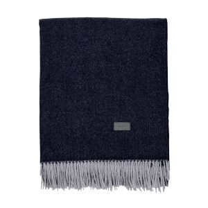 Gant Home Cashmere Blend Viltti Sateen Blue 130x180 Cm