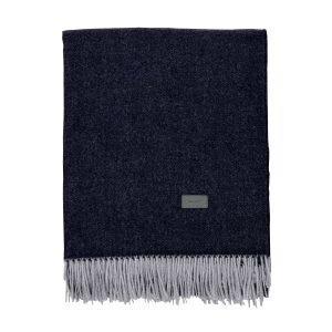 Gant Home Cashmere Blend Viltti Sateen Blue 130x180 Cm