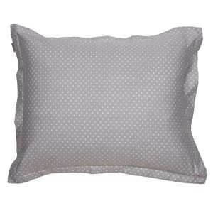 Gant Home Cotter Tyynyliina Moon Grey 50x60 Cm