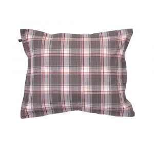 Gant Home Flannel Check Tyynyliina Multicolor 60x50 Cm