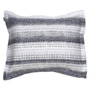 Gant Home Graphic Pen Tyynyliina Sateen Blue