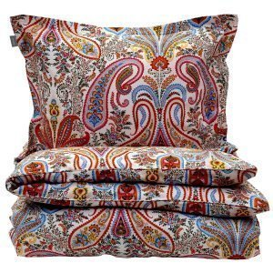 Gant Home Key West Paisley Pussilakana Papaya Orange 150x210 Cm