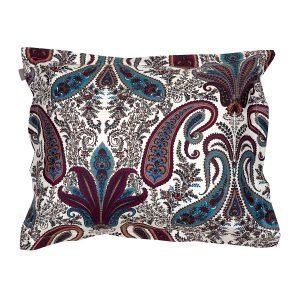 Gant Home Key West Paisley Tyynyliina Eclipse Blue 60x50 Cm