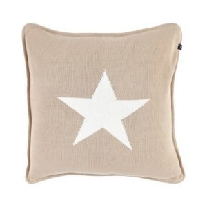 Gant Home One Star Knit Tyynynpäällinen 50 X 50 cm