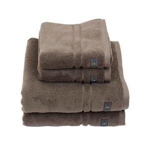 Gant Home Premium Terry Pyyheliina Desert Brown 140x70 Cm