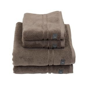 Gant Home Premium Terry Pyyheliina Desert Brown 70x50 Cm