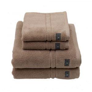 Gant Home Premium Terry Pyyheliina Dry Sand 140x70 Cm
