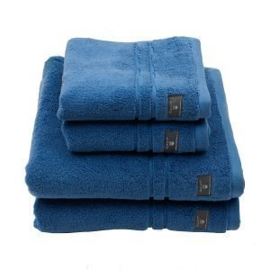 Gant Home Premium Terry Pyyheliina Mid Blue 70x140 Cm