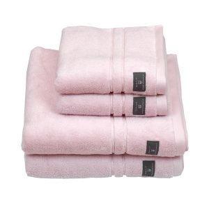 Gant Home Premium Terry Pyyheliina Nantucket Pink 50x70 Cm