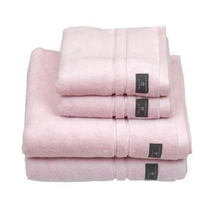 Gant Home Premium Terry Pyyheliina Nantucket Pink 70x140 Cm
