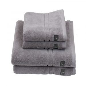 Gant Home Premium Terry Pyyheliina Sheep Grey 140x70 Cm