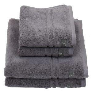 Gant Home Premium Terry Pyyheliina Stone Grey 30x50 Cm