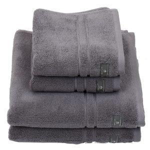 Gant Home Premium Terry Pyyheliina Stone Grey 50x70 Cm