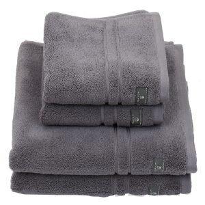 Gant Home Premium Terry Pyyheliina Stone Grey 70x140 Cm