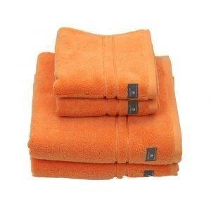 Gant Home Premium Terry Pyyheliina Tangerine 140x70 Cm