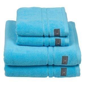 Gant Home Premium Terry Pyyheliina Topaz Blue 30x50 Cm