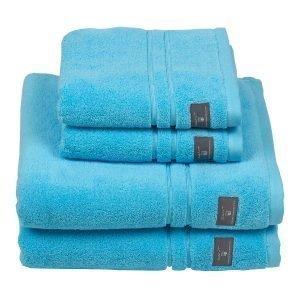 Gant Home Premium Terry Pyyheliina Topaz Blue 50x70 Cm