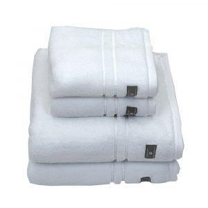 Gant Home Premium Terry Pyyheliina Valkoinen 140x70 Cm