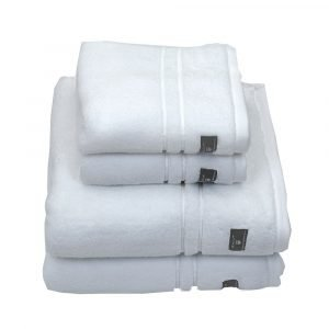 Gant Home Premium Terry Pyyheliina Valkoinen 50x30 Cm