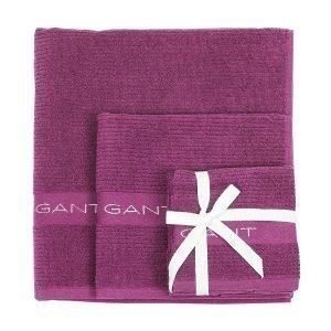 Gant Home Promotion Pyyheliina Magenta Purple 30x45 Cm 2 Kpl
