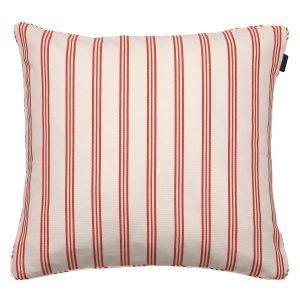 Gant Home Rig Stripe Koristetyyny Apricot Blush