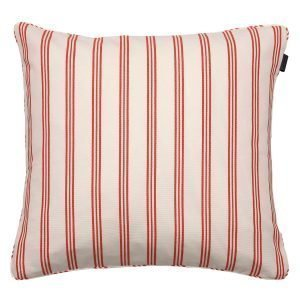 Gant Home Rig Stripe Tyynynpäällinen Apricot Blush 50x50 Cm