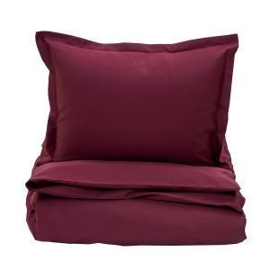Gant Home Sateen Pussilakana Purple Fig 210x150 Cm