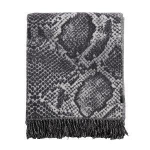 Gant Home Snake Viltti Elephant Grey 130x180 Cm