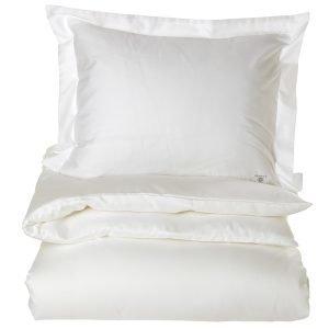 Gant Home Solid Sateen Pussilakana Yhdelle Valkoinen