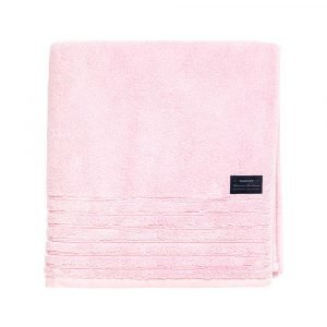 Gant Home Solid Terry Pyyheliina Vaaleanpunainen 70x50 Cm