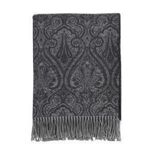 Gant Home Tangle Paisley Viltti Antracite 130x180 Cm