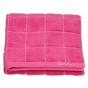 Gant Home Window Check Pyyheliina Rapture Rose 50x70 Cm