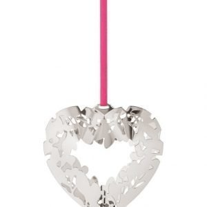 Georg Jensen 2015 Holiday Ornament Heart Joulukoriste