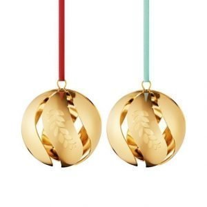 Georg Jensen 2016 Christmas Ball Joulukoriste