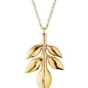 Georg Jensen 2016 Ornament Magnolia Leaf Joulukoriste