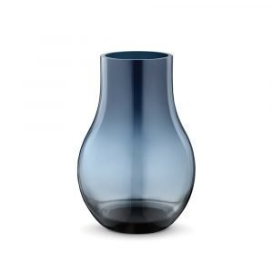Georg Jensen Cafu Maljakko Petrolium Sininen 216 Mm