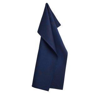 Georg Jensen Damask Christmas Pyyheliina Blue 50x80 Cm