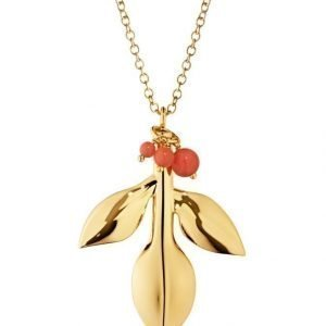 Georg Jensen Magnolia Leafs With Berries Ornamentti