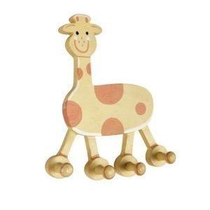 Giraff Naulakko Monivärinen