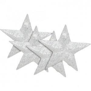 Glitter Tähtikoriste 4 Kpl