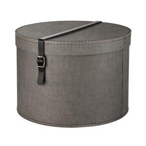 Granit Hattulaatikko Pieni Harmaa