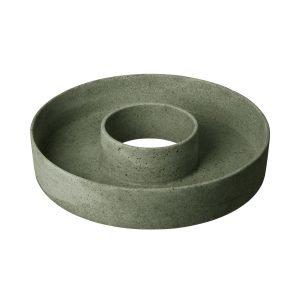 Granit Istutuslautanen Hiekkakivi Vihreä