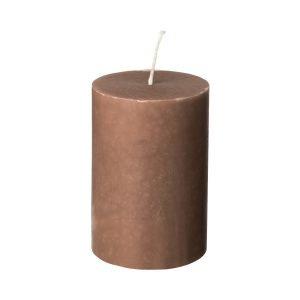 Granit Kynttilä Ruskea 7x10 Cm