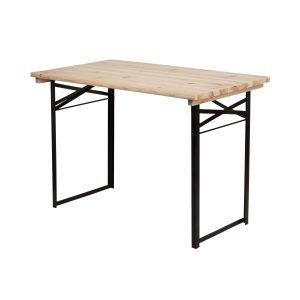 Granit Pöytä Puu / Metalli