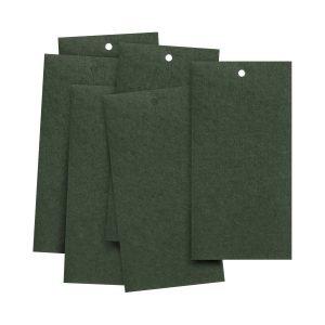 Granit Pakettikortti Vihreä 6-Pakkaus