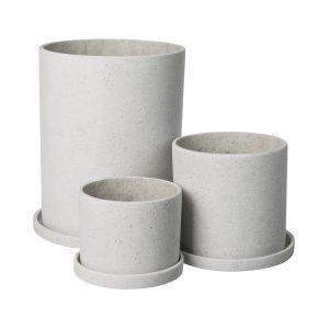 Granit Ruukku / Alusta Polystone Iso Valkoinen