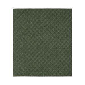 Granit Tiskirätti Tummanvihreä