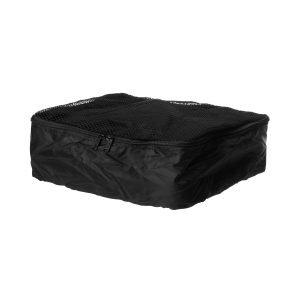 Granit Toalettilaukku Kokoontaitettava Pieni Musta