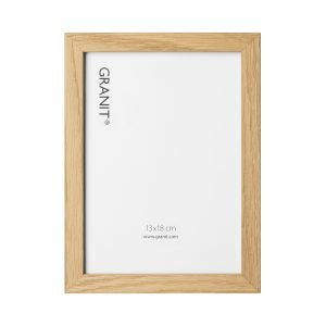 Granit Valokuvakehys Tammi 13x18 Cm