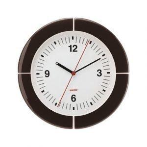 Guzzini I Clock Seinäkello Harmaa